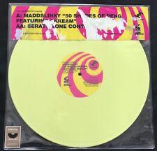 "Mad Slinky- Serato Pressings Official Control Vinyl 12"" Single"