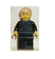 Genuine Lego Harry Potter Draco Malfoy Black Sweater Mini Figure hp037 set 4719