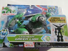 Playmates Voltron Legendary Defender Green  Lion