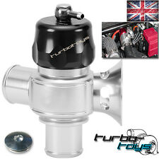MITSUBISHI LANCER EVO 1-9 adatta 34mm Dual Port SUPERSONICO Blow Off BOV VALVOLA DI SCARICO