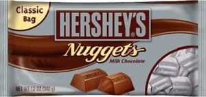 Hershey's Nuggets Milk Chocolate Candy
