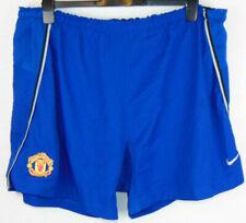 2002-2003 Manchester United Nike Away Football Shorts 2XL Mens