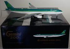 Gemini Jets G2EIN384 Airbus A330-302 Aer Lingus EI-EAV in 1:200 Scale