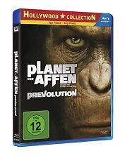 Blu-ray Planet der Affen Prevolution Film USK 12