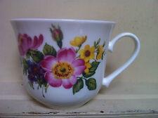 Roy Kirkham Floral Cups & Saucers