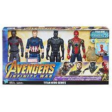 Avengers Titan 4 Personaggi e un Power Fx  E2326EW10  Hasbro