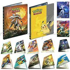 Pokemon karten Sammelalbum Album Arbeitsmappe Ordner für 240Pocket Cards Collect