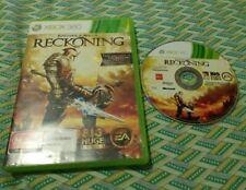 Kingdoms of Amalur Reckoning - Xbox 360 RPG PAL,AU