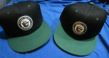 Two Smokey The Bear 70th Anniversary base ball caps hats truckers Free Shipping