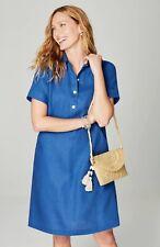 J. Jill - XL - NEW Very Comfortable Relaxed Linen A-Line Shirtdress - NWT