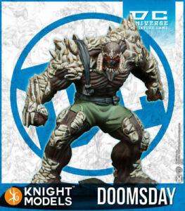 Batman DC Miniature Game Knight Models Doomsday
