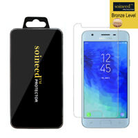 SOINEED Tempered Glass Screen Protector For Samsung Galaxy J3 2018 J337