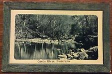CASTLE RIVER, BUNCRANA, CO DONEGAL, IRELAND. Vintage Postcard, Morris & Co No 70