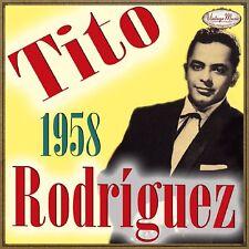TITO RODRIGUEZ iLatina CD #90 Orquesta Salsa Guaguancó Cha Cha Suena Tu Bongo