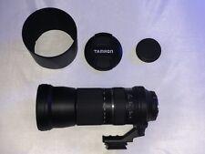 Tamron SP 150-600mm F/5-6.3 Lens VC USD Di per Canon