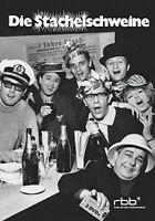 Die Stachelschweine - Kult-Kabarett, 50er bis 90er Jahre, 2 DVD Set NEU + OVP!