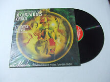 Laurence Olivier – Charles Dickens' Classic Story A Christmas Carol - LP