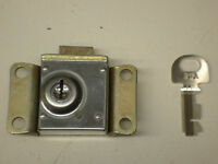 Vnatge REAL Western Electric Payphone Vault & Housing Lock Pay Phone Telephone