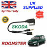 Skoda ROOMSTER Audio Cable For HTC LG BLACKBERRY SONY NOKIA Micro & AUX 3.5mm