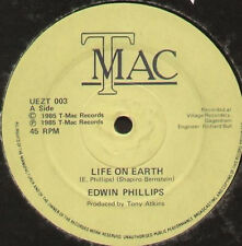EDWIN PHILLIPS - life on heart - T Mac