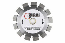 "7"" X.250 X DM 7/8-5/8, 10MM Tuck Point Blade with Cooling Holes + FREE SHIPPING"