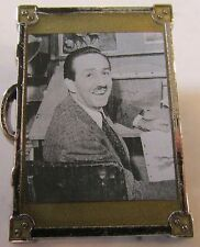 Disney Walt Disney Suitcase Booster Pack Walt Looking Back Pre Production PP Pin