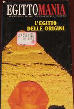 """Videocassetta/VHS """" L'EGITTO DELLE ORIGINI """" cod. C 86791165"""