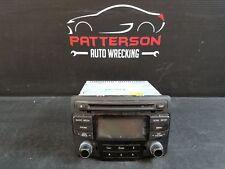 2012 HYUNDAI SONATA AM-FM-CD-MP3 Player Radio Stereo w/o Navigation 961803Q600