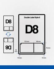 S14  Amazon intégré autocollante 1000 A4 post Pack étiquettes d/'adresse bon marché