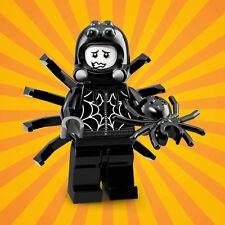 LEGO Minifigures Series 18 #9 Spider Suit Boy