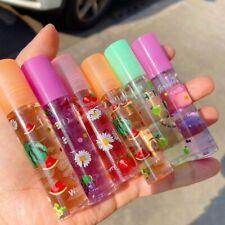 1pcs Lip Hydrating Roll-on Fruit Essence Lip Balm Lip Oil Moisturizing Lip Care