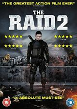 The Raid 2 [DVD] [2014] [DVD][Region 2]