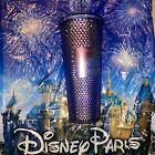 🔥Disney 2021 50th Anniversary Disney World Magic Kingdom Starbucks Tumbler- NEW