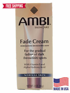 Ambi Fade Cream Normal Skin 2 Oz FREE SHIPPING