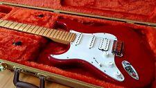 Fender American Deluxe Stratocaster (linkshänder, lefty, lh)