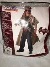 ZOMBIE HUNTER DELUXE COSTUME CALIFORNIA COSTUMES NEW IN PACKAGE
