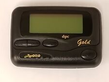 Apollo Gold Pager Beeper VHF 144-148 Mhz Ham Radio