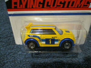 HOT WHEELS 2020 FLYING CUSTOMS, MINI COOPER S CHALLENGE