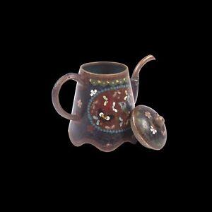 Antique Miniature Tea Pot