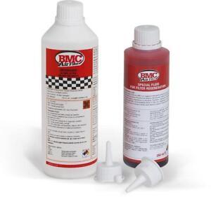 BMC Performance filter Complete Washing Kit (Detergent + Oil)