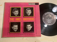 "The Ames Brothers With Hugo Winterhalter 10"" LP RCA rare Mono EX!!!"