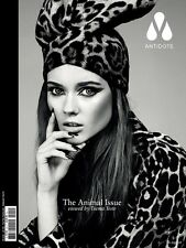 ANTIDOTE #4 F/W 2012 Animal Issue TXEMA YESTE  MONIKA JAC JAGACIAK Cover @NEW@