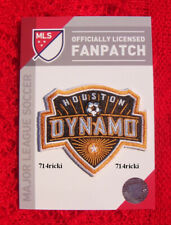 Official MLS Houston Dynamo Logo Collectible Patch