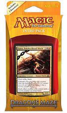 Pack d'intro Le Labyrinthe du Dragon - English Rakdos Revelry - Dragon's Maze