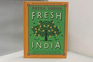 Fresh India Meera Sodha Food Book Young Adult  Hardback By Meera Sodha - DAMAGED