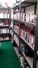 Lot de 100 livres grand format et format de poche