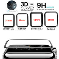 3D Curved Edge Smart Watch Film Screen Protector For Apple Watch Series 1 2 3 4