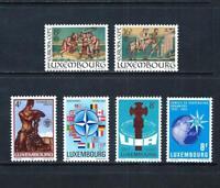 LUXEMBOURG _ 1983 ' 2 SETS ' (6) _ mnh ____(670)