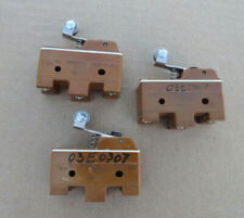 3 - Nos - Micro Switch Adjustable Valley Pivot 03E0307