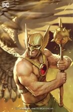 HAWKMAN #1 VARIANT ED DC DARK NIGHTS METAL TIE-IN! SEJIC HITCH VENDITTI 61318